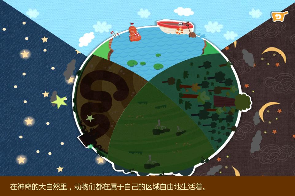 森林动物:多纳去森林探险,遇到了很多动物.你都认识它们吗?