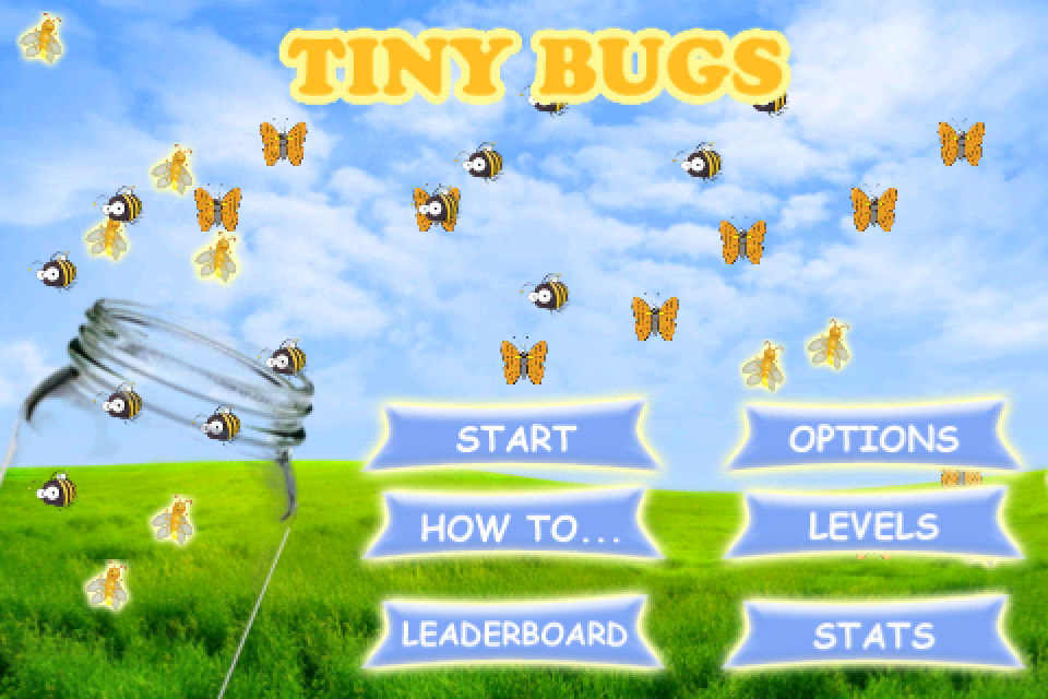 Screenshot Tiny Bugs
